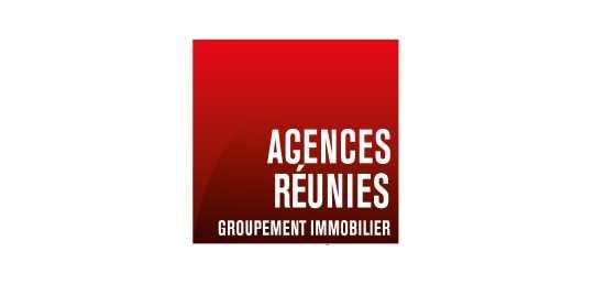 Logo agence réunies