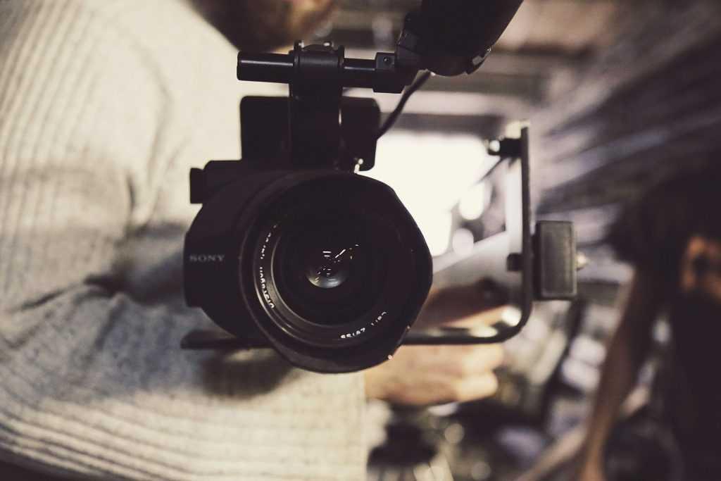 Vidéo drone caméra