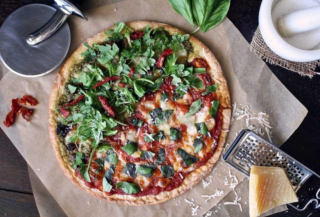 Photo de pizza