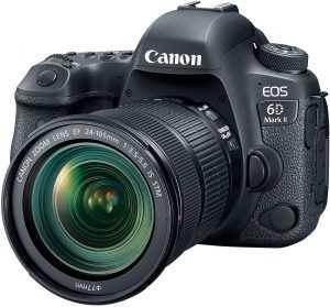Imaged'un canon EOS 6D